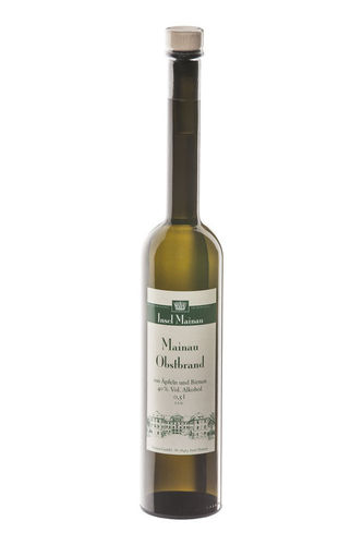 Mainau Obstler Inhalt 0,5l (31,80€ / Liter)
